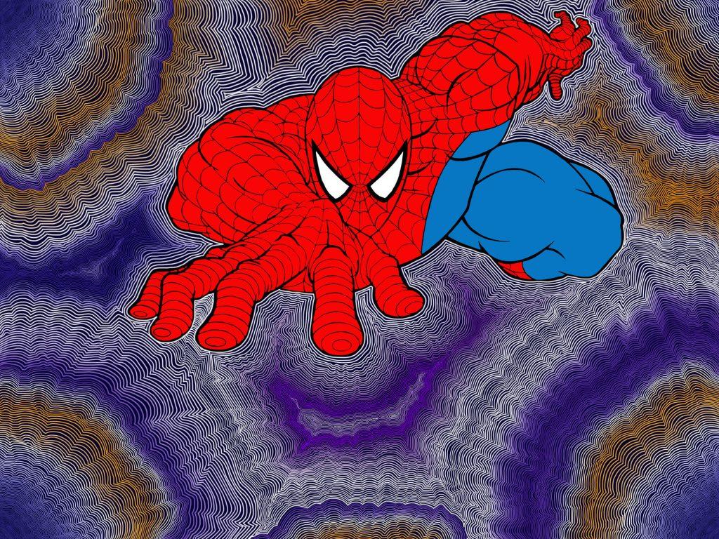 Spider-man (1/10)