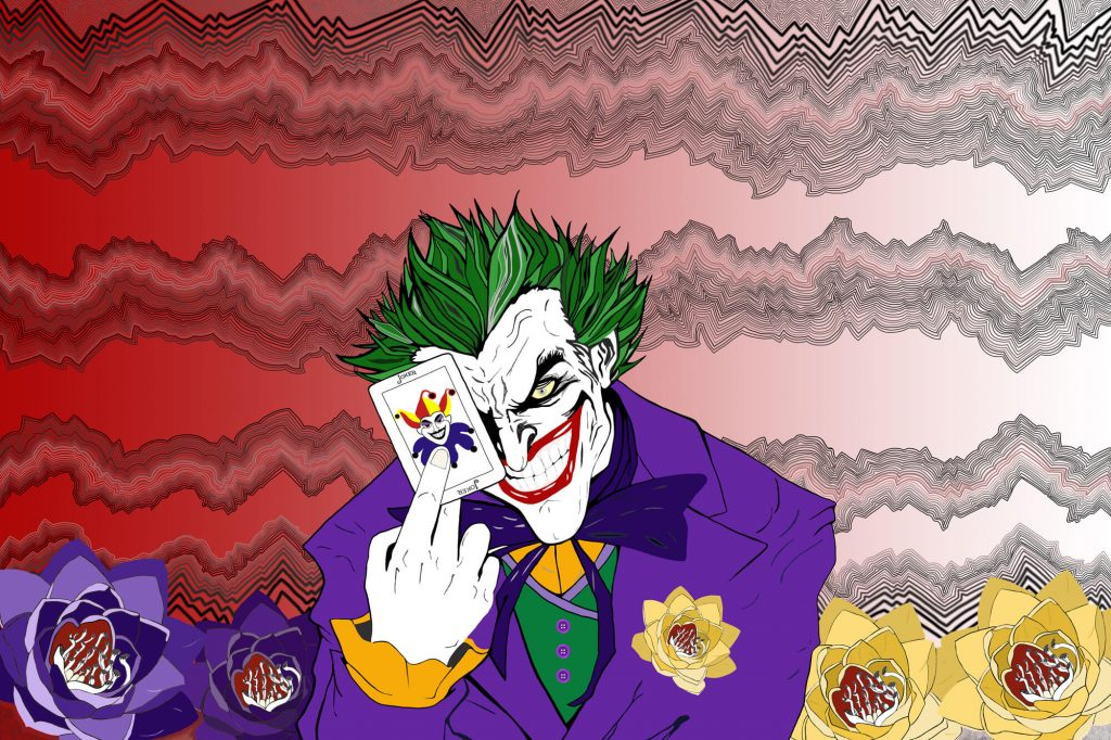 Why so serious? (1/10)