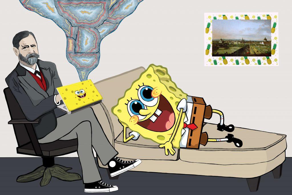 Sponge Bob and Freud (1/10)