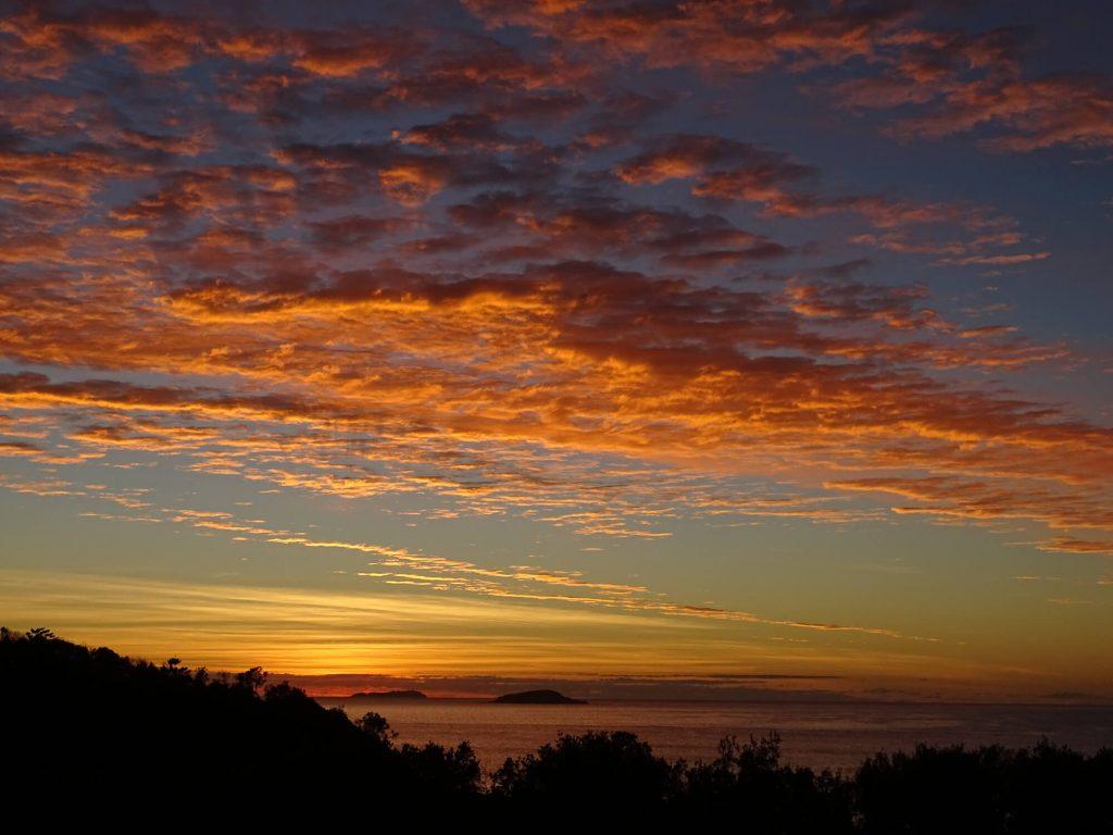 Solitary Sunrise